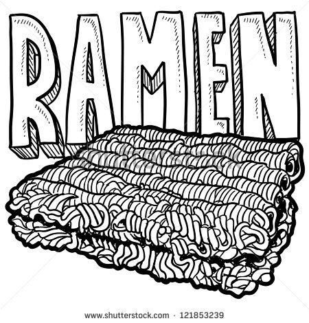 stock-vector-doodle-style-ramen-noodles-college-food-illustration-in-vector-format-121853239